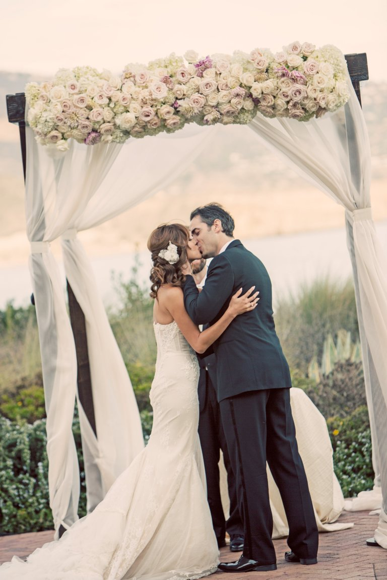 Judy Pablo Terranea Resort Wedding 9 12 15 First